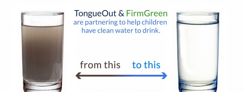 From dirty water to clean water